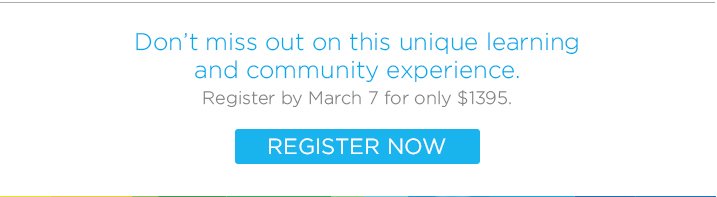 Register for Summit 2014 now to save $300